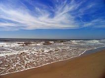 卡罗来纳州海岸 库存图片
