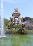 卡罗de la Aurora喷泉 库存照片