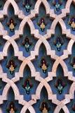 卡萨布兰卡哈桑ii清真寺 图库摄影