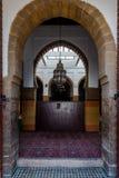 卡萨布兰卡清真寺 库存照片