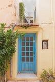 卡萨布兰卡门入口外部哈桑ii摩洛哥清真寺 免版税库存照片