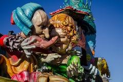 卡萨诺瓦狂欢节 库存图片