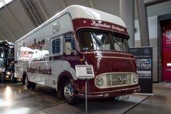 卡车奔驰车LP322, 1959年 免版税库存照片