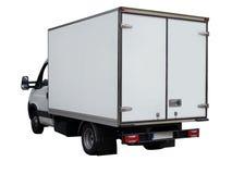 卡车有篷货车 库存照片