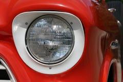 卡车车灯 免版税图库摄影