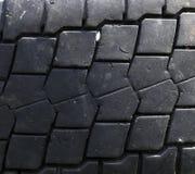 卡车轮胎 免版税库存照片