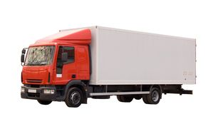 卡车 免版税库存图片