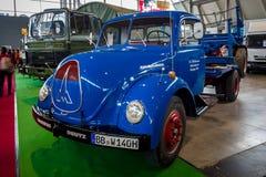 卡车Magirus-Deutz Mercur 120L, 1959年 库存照片
