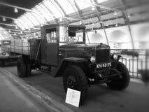 卡车Zis-5 免版税图库摄影