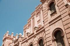 卡迪士falla巨大剧院 库存照片