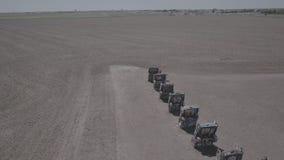 卡迪拉克大农场在阿马里洛得克萨斯 股票视频