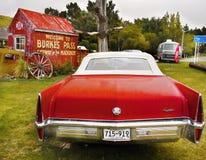卡迪拉克经典美国葡萄酒汽车 库存照片