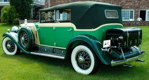 1930年卡迪拉克轿车弗利特伍德 库存图片