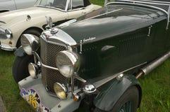1933年卡迪拉克系列355/C 免版税库存照片