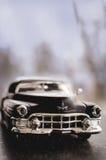 卡迪拉克1947黑汽车 免版税图库摄影