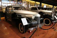 1939年卡迪拉克60 Serie专辑轿车 免版税库存图片