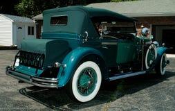 1929年卡迪拉克V-8 免版税图库摄影