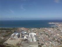 卡贝略港委内瑞拉 库存照片