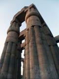 卢克索寺庙 库存照片