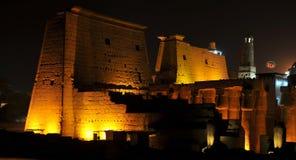 卢克索寺庙 库存图片