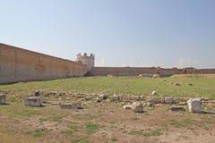 卢切拉城堡 库存照片