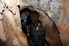 卢卡斯洞 库存图片