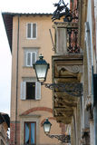 卢卡, Tuskany 免版税库存照片