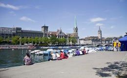 卢塞恩瑞士 免版税图库摄影