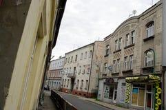 卢布利涅茨,波兰 库存图片