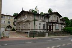 卢布利涅茨,波兰 图库摄影
