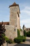 卢布雷萨克,法国 免版税图库摄影