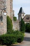 卢布雷萨克,法国 库存照片