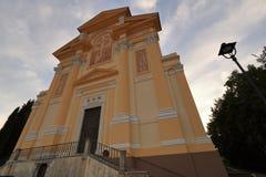 卢戈迪维琴扎,意大利 免版税库存图片