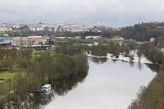 卢戈,西班牙 免版税库存图片