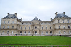卢森堡宫殿 图库摄影