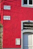 卢森堡市,卢森堡 库存图片