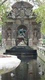 卢森堡庭院 免版税库存图片