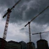 卢森堡新的市照片 免版税库存图片