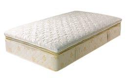 卧具豪华床垫 库存图片