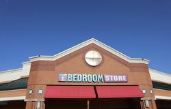 卧室商店,圣路易斯,密苏里 免版税图库摄影