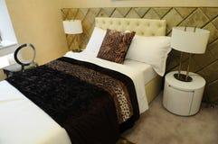 卧室装备 免版税库存照片