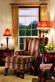 卧室装饰 免版税库存图片