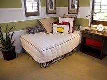 卧室设计员 免版税库存照片