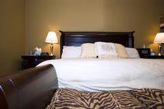卧室 图库摄影