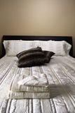 卧室 免版税图库摄影