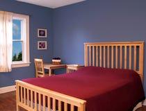 卧室 库存照片
