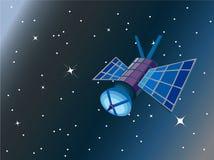 卫星空间 库存照片
