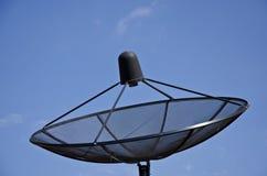 卫星第一 免版税库存照片