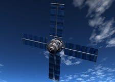 卫星 免版税图库摄影