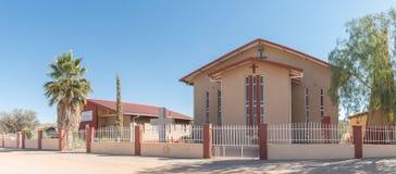 卫理公会在Rehoboth在纳米比亚 库存照片